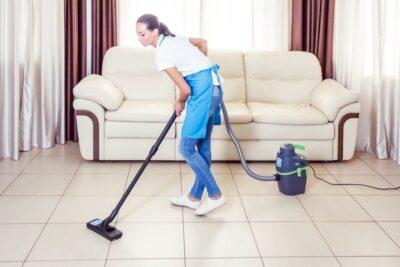 Перечень каких работ входит в генеральную уборку дома клининговой компанией
