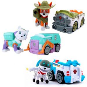 Где приобрести тематические игрушки Щенячий патруль