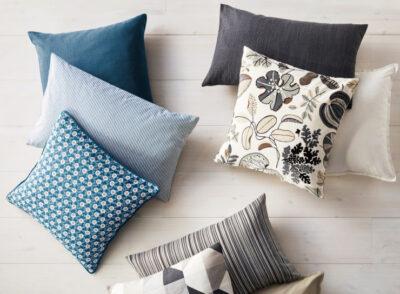 Какие декоративные подушки станут украшением Вашего интерьера