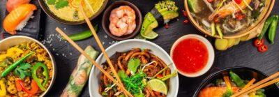 Вкусная и сытная японская и паназиатская кухня с доставкой в Алматы