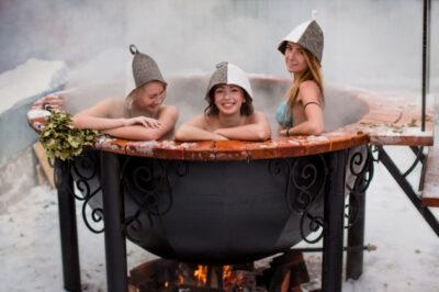 На что обратить внимание при выборе банного чана