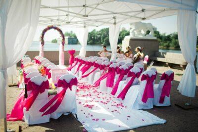 Профессиональная организация свадьбы в Киеве