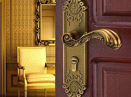 Какую фурнитуру лучше выбрать для межкомнатных дверей