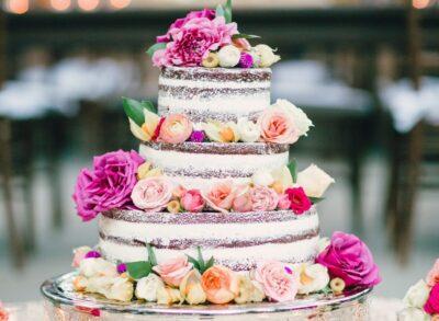 Каким должен быть свадебный торт