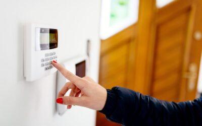 Установка сигнализации в квартире