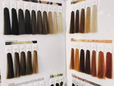 Как выбрать щадящую краску для волос