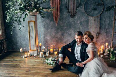 Какой должна быть студия для свадебной фотосессии