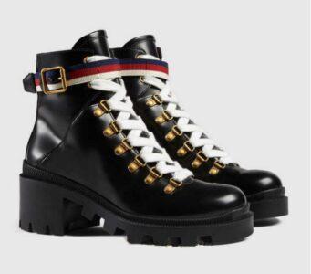 Как выбрать модные ботинки