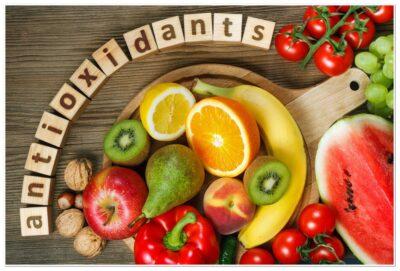 Что необходимо знать об антиоксидантах