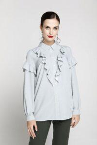 Популярные модели женских блузок