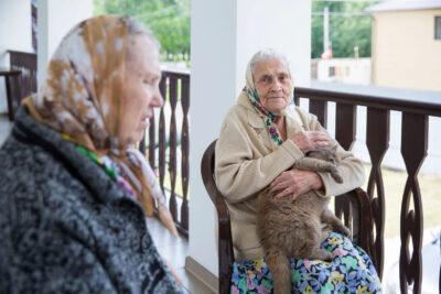 Какие моменты требуется учесть при выборе дома престарелых?