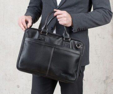 Как выбрать качественный мужской портфель