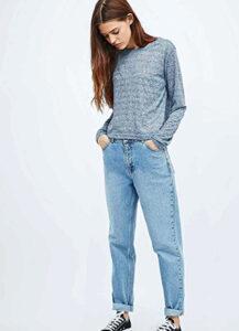 Фасоны женских джинсов-американок