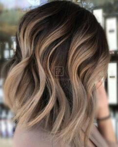 Окрашивание волос: четыре цвета времени