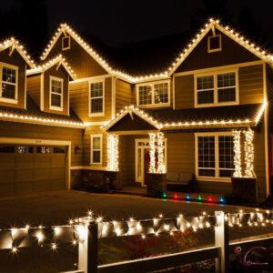 Критерии выбора новогодних гирлянд для дома и улицы
