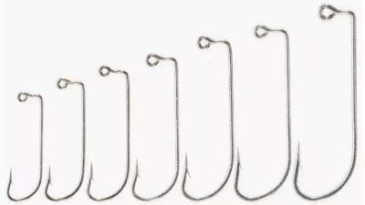Виды офсетных крючков и их особенности