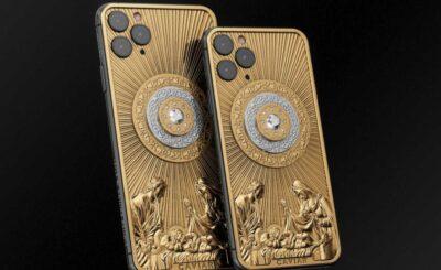Эксклюзивные iPhone Caviar