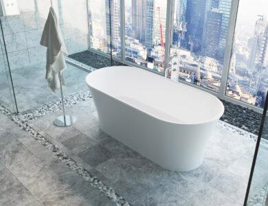 Плюсы и минусы ванны из искусственного камня