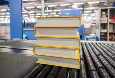 Печать книг в твердом и мягком переплете в Харькове