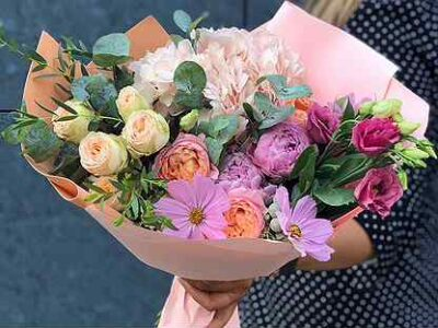 Цветы с доставкой в Кривом Роге