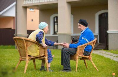Как выбрать дом престарелых для пожилого родственника