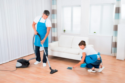 Преимущества профессиональной уборки квартир и коттеджей клининговой компанией