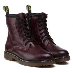 Ботинки на шнуровке – идеальное дополнение Вашего образа