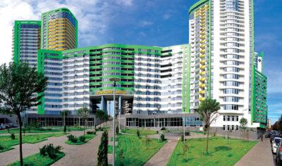 Выбираем апартаменты с двумя комнатами в ЖК ПАРКОВЕ МIСТО