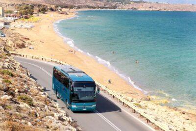 В чем выгоды поездки на море из Днепра микроавтобусом?