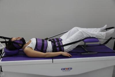 Показания к дозированному вытяжению позвоночника на аппарате Ортомед