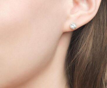 Как выбрать сережки с бриллиантами