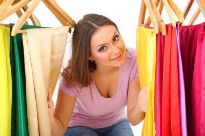 Какая ткань подойдет для пошива летнего платья