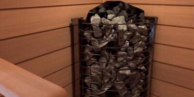 Достоинства электрических печей для бани